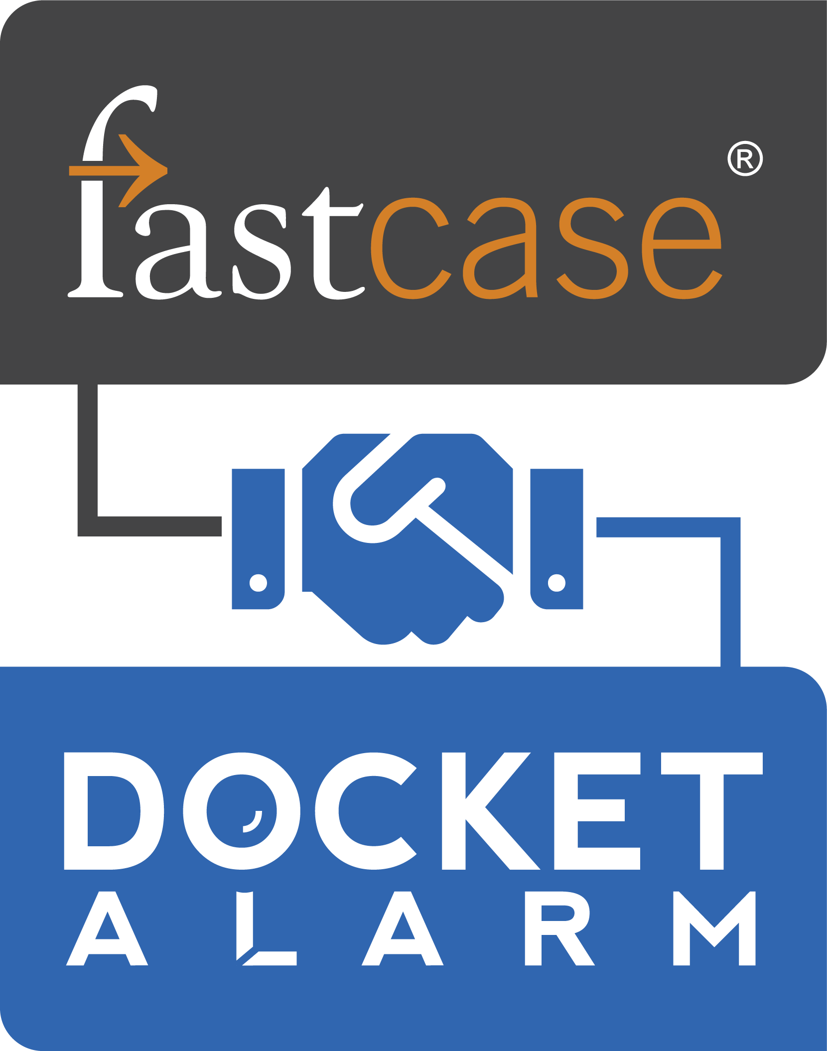 Fastcase and Docket Alarm merger